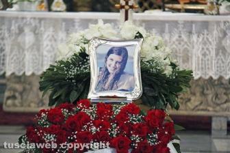 Bagnoregio - I funerali di Elena Maria Coppa