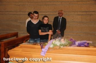 Canino - I funerali di Elena Spingu