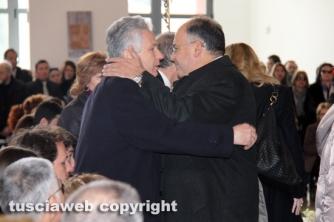 I funerali di Elisa Scarascia Mugnozza