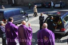 I funerali di Eraldo Delle Monache