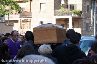 I funerali di Fernando Pilera
