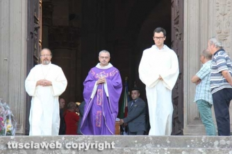 I funerali di Francesco Uda