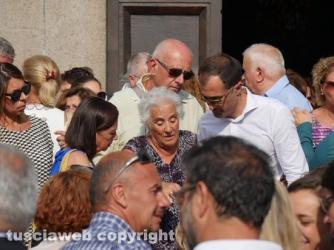 I funerali di Gino Pucciarelli