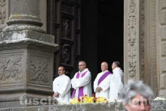 I funerali di Giosuel Esposito