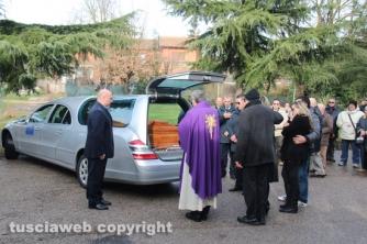 I funerali di Giovanni Di Meo