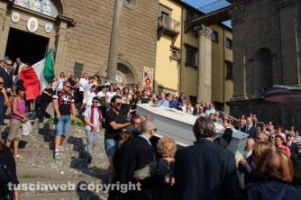 I funerali di Giuseppe Centamore