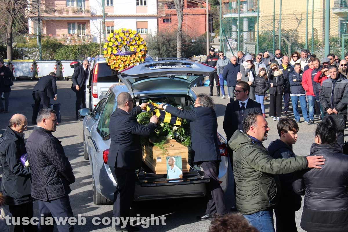 I funerali di Luca Paolella
