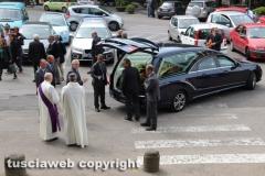 Viterbo - I funerali di Luigi Manganiello
