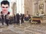 I funerali di Manuel Marini