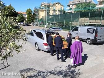 I funerali di Marcuccio Marcucci