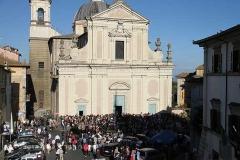 I funerali di Maria Rita Sermoneta