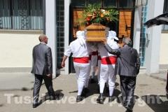 """I funerali di Mario Prosperoni, il \""""medico dei facchini\"""""""