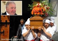 """I funerali di Mario Prosperoni, il """"medico dei facchini"""""""