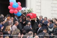 I funerali di Matteo Podda