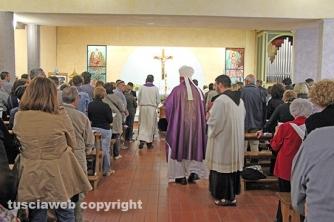 I funerali di Mattia Dusi