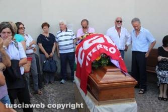 I funerali di Mauro Innocenzi