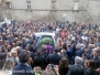 I funerali di Nicoletta Ascenzi