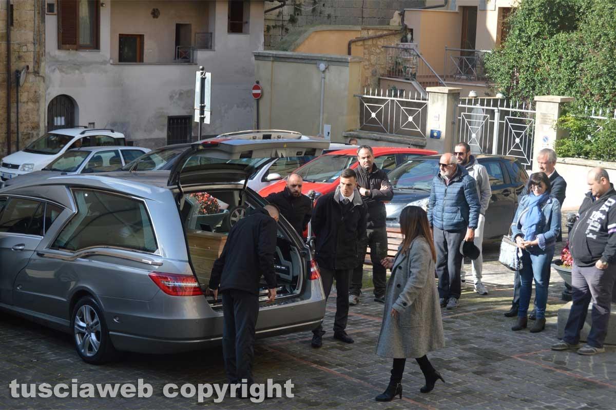 I funerali di Omero Bordo