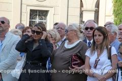 I funerali di Oreste Massolo