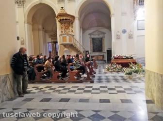 I funerali di Paola Bovi