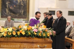 Grotte Santo Stefano - I funerali di Paolocci