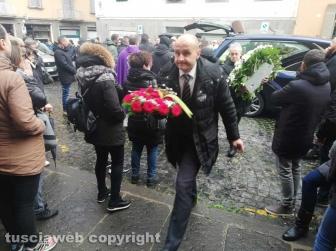 I funerali di Patrice Tiekone