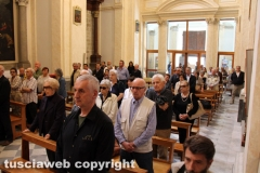 Viterbo - I funerali di Pietro Chiodo