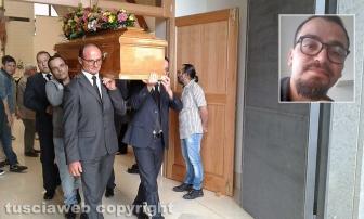 I funerali di Riccardo Massa