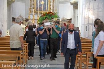 I funerali di Rodolfo Perazzino
