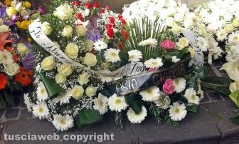 I funerali di Sebastian Ragazzini