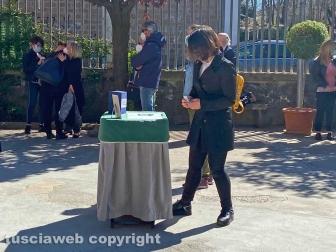 I funerali di Sergio Riccardi
