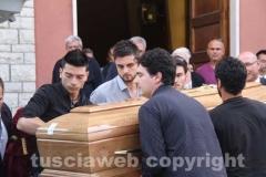 Tarquinia - I funerali di Silvio Donnini