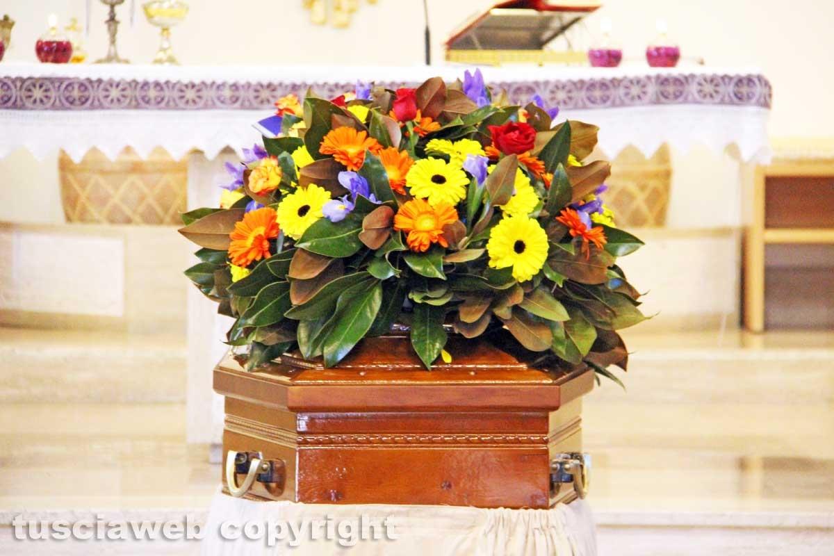 I funerali di Silvio Melinelli