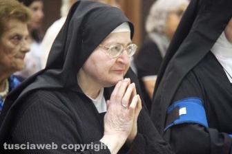 I funerali di suor Dolores