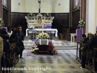 Tarquinia - I funerali di Tommaso Galletta