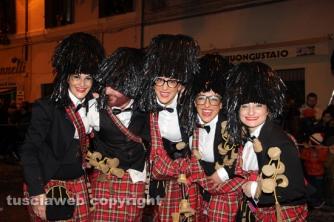 Carnevale di Ronciglione 2016 - Gli scozzesi