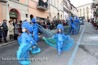 Carnevale di Ronciglione 2016 - I pavoni