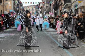 Carnevale di Ronciglione 2016 - Nella tela del ragno