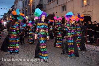 Carnevale di Ronciglione 2016 - Lady Carnival