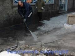 Emergenza neve, i lavori dentro le mura