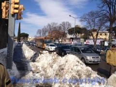 Emergenza neve - Sottopassaggio