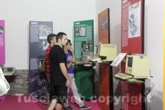La mostra dei computer antichi