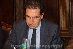 Il commissario dell\'Arsial Antonio Posati