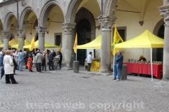 I mercati di Campagna amica a piazza del Comune