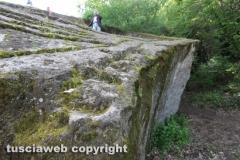 La piramide etrusca