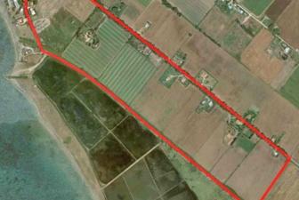 Tarquinia - I progetti per il lido - La pista ciclabile
