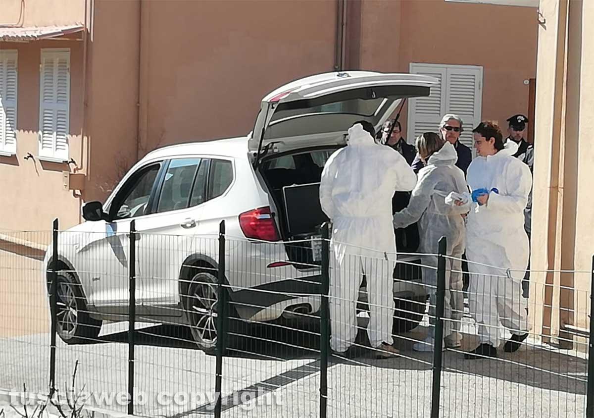 Ronciglione - Ragazza cade dalle scale e muore - Nuovi accertamenti degli uomini del Ris - Il pm Franco Pacifici