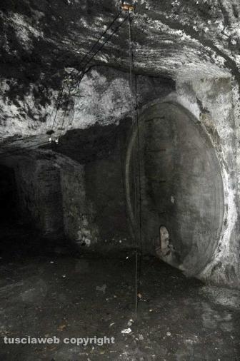 I sotterranei di Palazzo Di Vico