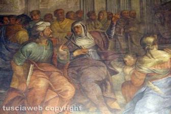 I tre quadri di Sant'Agostino