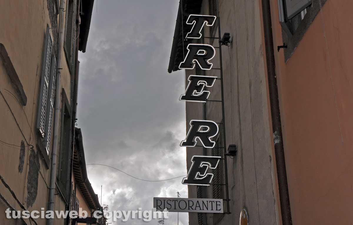 """Viterbo - Ristorante """"I tre re"""""""